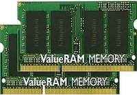 Kingston - Memória Notebook - Kingston 16GB 1600MHz DDR3 SO-DIMM memória kit (2x8GB)
