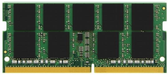 Kingston - Memória Notebook - Kingston Client Premier KCP424SS6/4 4Gb/2400MHz DDR4 SO-DIMM memória