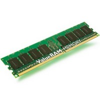 Kingston - Memória PC - Kingston KTH-XW4300/1G 1GB 667MHz DDR2 memória