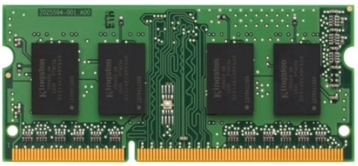 Kingston - Memória Notebook - Kingston KVR24S17S8/8 8Gb/2400Mhz CL17 1x8GB DDR4 SO-DIMM memória