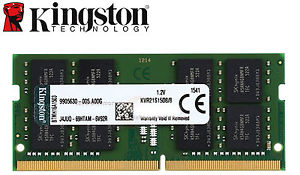Kingston - Memória Notebook - Kingston KVR24S17D8/16 16Gb/2400Mhz DDR4 SO-DIMM memória