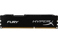 Kingston - Memória PC - Kingston HyperX Fury Black 4Gb/1333MHz DDR3 CL9 memória