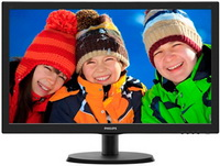 Philips - Monitor LCD TFT - Philips 21.5' 223V5LHSB/00 FHD monitor