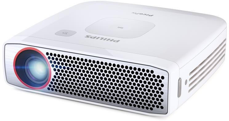Philips - Projector - Philips PPX4835 WVGA zseb LED projektor