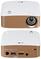 LG - Projector - LG PH150G LED DLP WXGA projektor