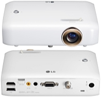 LG - Projector - LG PH550G LED DLP WXGA projektor