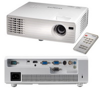 Hitachi - Projector - Hitachi CP-DX300 XGA projektor