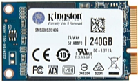 Kingston - SSD Winchester - Kingston SM200S3 SMS200S3/240G 240GB mSata SSD meghajtó