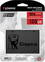 Kingston - SSD Winchester - Kingston A400 120GB SATA3 2,5' 7mm SSD meghajtó