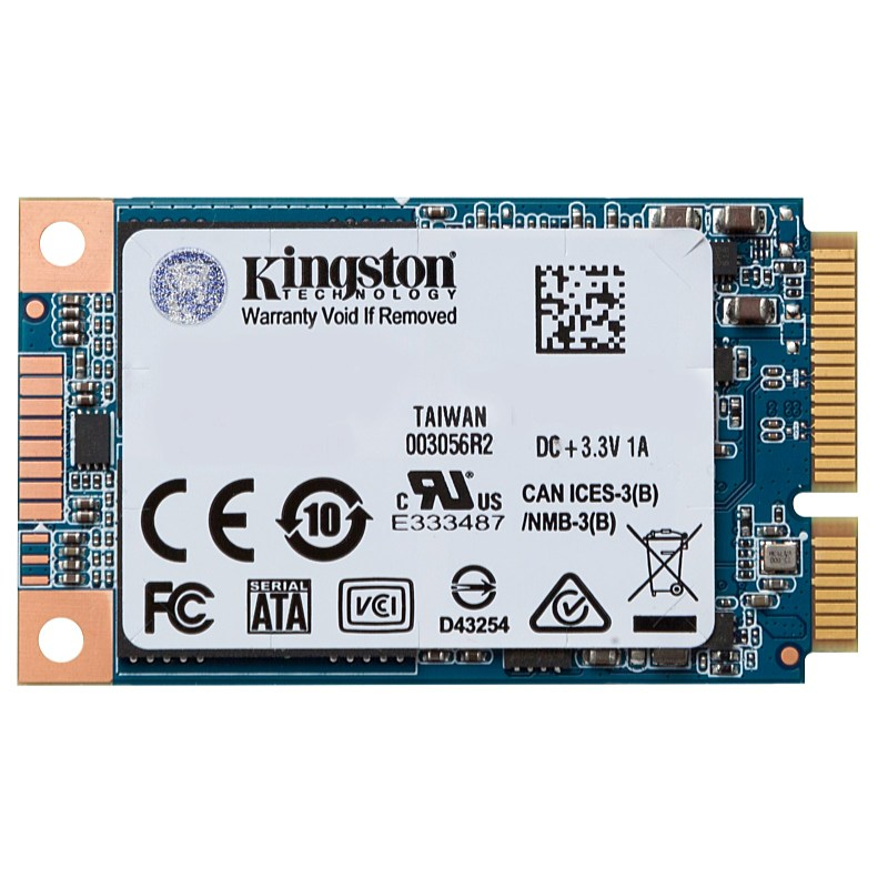Kingston - SSD Winchester - Kingston UV500 120Gb mSata SSD meghajtó