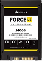 Corsair - SSD Winchester - Corsair Force Series LE 240GB 2,5' SATA3 SSD meghajtó