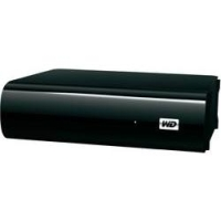 WD - Winchester USB - WD My Book AV-TV TV Storage ( WDBGLG0010HBK)