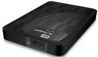 WD - Winchester USB - Western Digital My Passport AV-TV USB3 2,5' 500Gb külső merevlemez