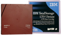 IBM - Szalagos kazetta - IBM LTO Ultrium 5 1.5 TB Data Cartridge