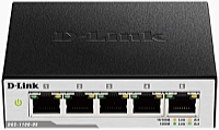 D-Link - Switch, Tűzfal - D-Link DGS-1100-05 Gbe Smart Managed Switch