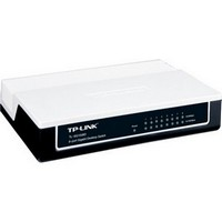 TP-Link - Switch, Tűzfal - TP-Link TL-SG1008D switch