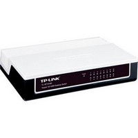 TP-Link - Switch, Tűzfal - TP-Link TL-SF1016D switch