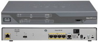 Cisco - Router - Cisco C881-K9 Security Router