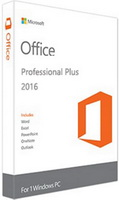 Microsoft - Microsoft - Microsoft Office 2016 Professional All Languages Online