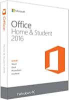 Microsoft - Microsoft - Microsoft Office 2016 Home and Student HUN PKC