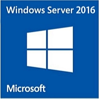 Microsoft - Microsoft - Microsoft OEM Windows Server 2016 Standard 64Bit 16 core, angol