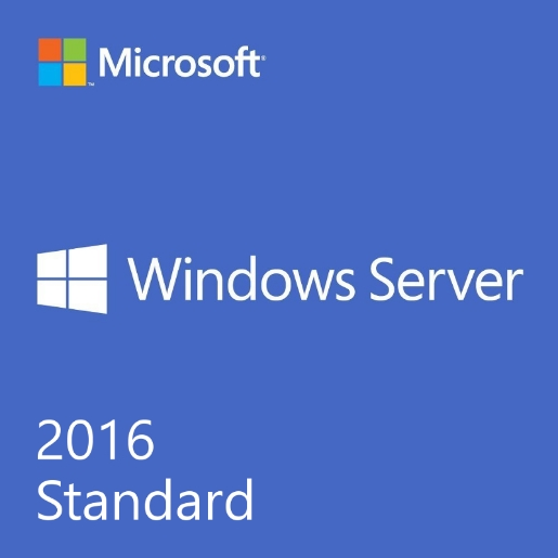 Dell - Microsoft - Microsoft OEM Windows Server 2016 Standard 64Bit 16 core, angol