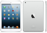 Apple - Tablet-ek - Apple iPad Mini Retina 7,9' 16Gb+4G ME814 ezüst táblagép