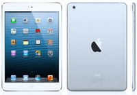 Apple - Tablet-ek - Apple iPad Mini Retina 7,9' 64Gb+4G ME832 fehér táblagép