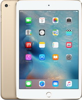 Apple - Tablet-ek - Apple iPad Mini 4 128Gb WiFi táblagép, arany