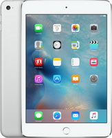 Apple - Tablet-ek - Apple iPad Mini 4 128Gb+Cellular táblagép, ezüst